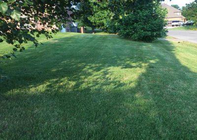 Huntsville AL Cut Lawn by Hallmark