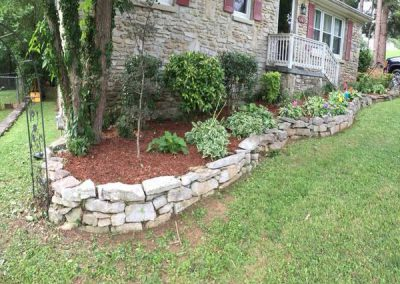 Madison County AL Flower Bed Mulch
