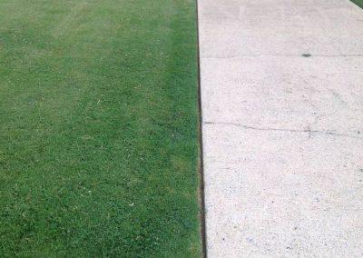 Huntsville AL Trimmed Lawn